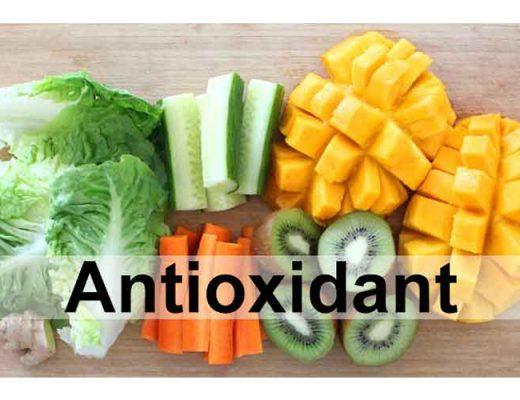 vegetables for antioxidants