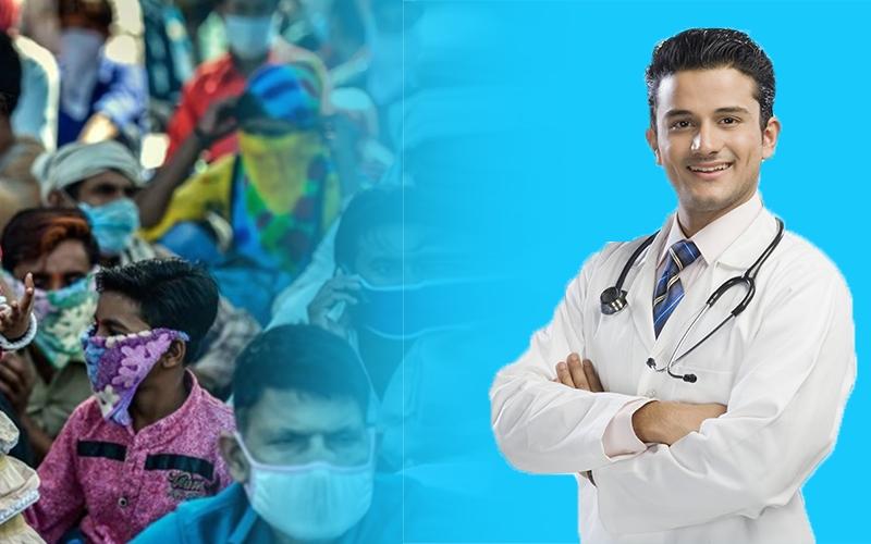 Lockdown: Get doctor, medicine and treatment at your door