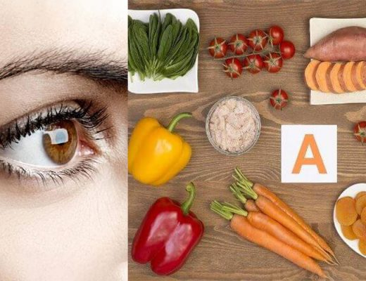 sources of vitamins for your eyes