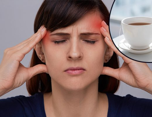 Tea helpful in Headache