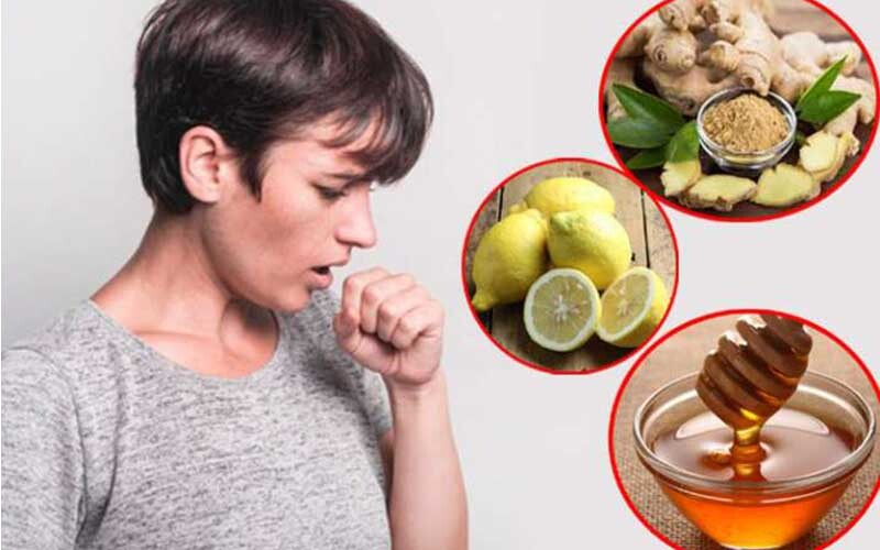 how to get rid from cough