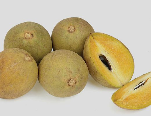 benefits of eating sapodilla