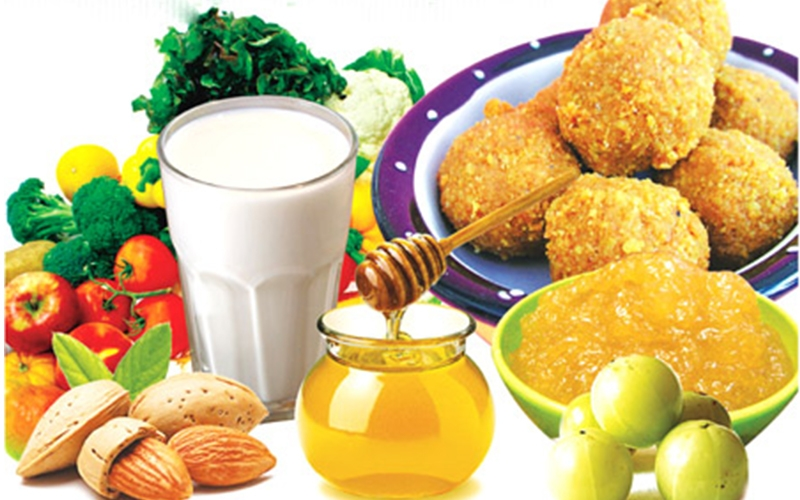 Important nutrients for our body