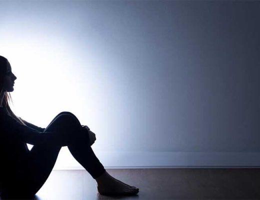 डिप्रेशन का शिकार