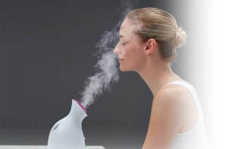 Steam therapy for coronavirus