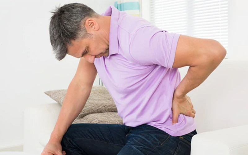 How to prevent back pain at work