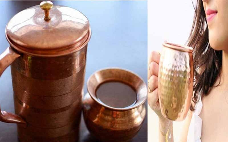 Benefits of Copper Utensils for Drinking Water