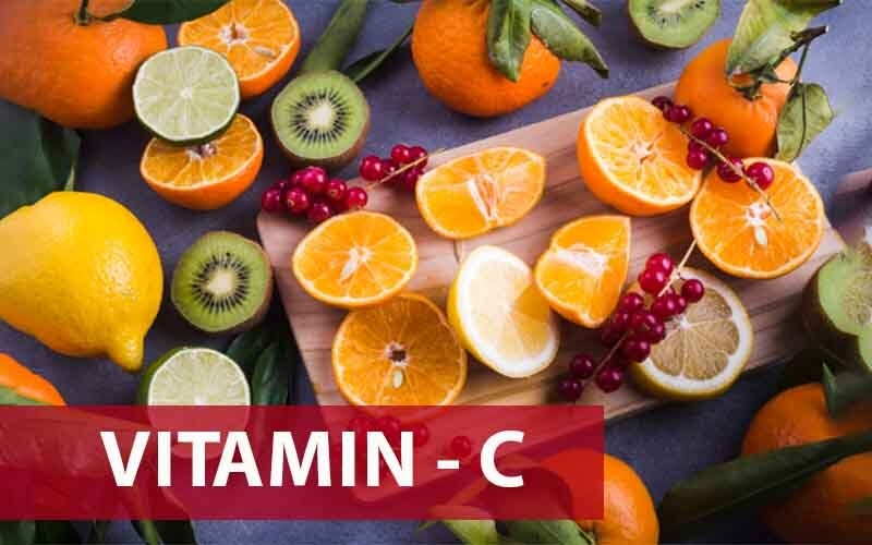 Importance of vitamin C in body