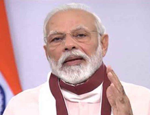 "PM Modi speech Vocal for local ""लोकल के लिए वोकल"""