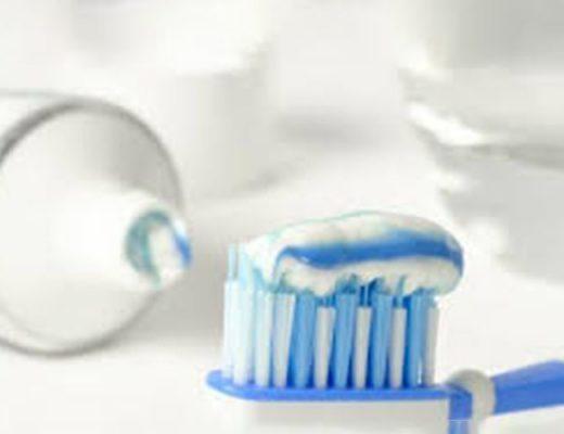 Brushing your teeth regularly