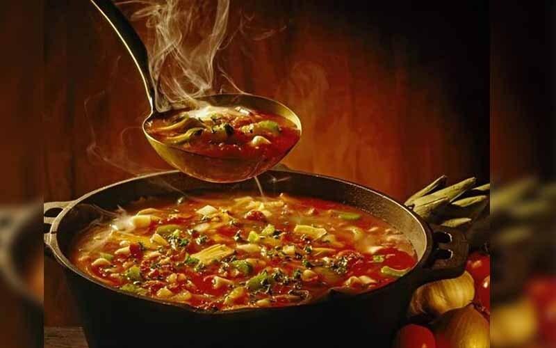 benefits of warm food