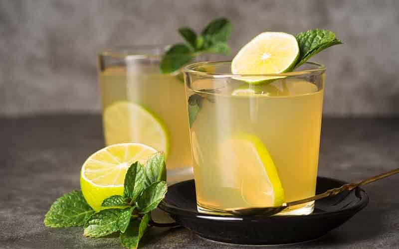 benefits of lemonade water