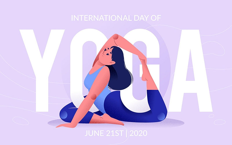 International yoga day these yoga tips helps to over stress
