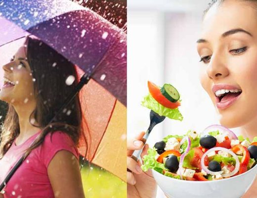 Diet Tips to Stay Healthy in Monsoon Season