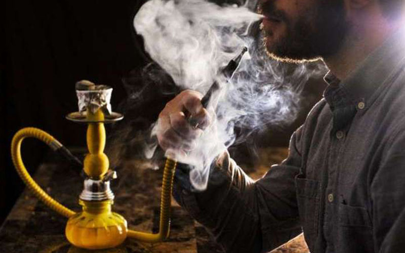 Delhi government prohibits use of instruments like hookah and hookah due to corona