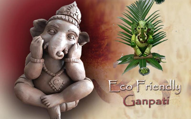 Happy Ganesh Chaturthi 2020: Eco-friendly गणपति बप्पा, पर्यावरण का ध्यान रख मनाएं गणेश चतुर्थी