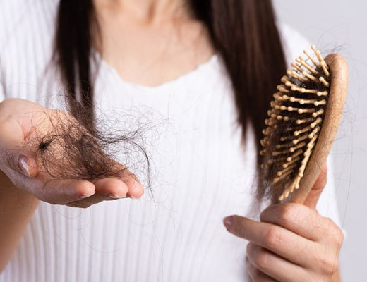 reason of hairfall