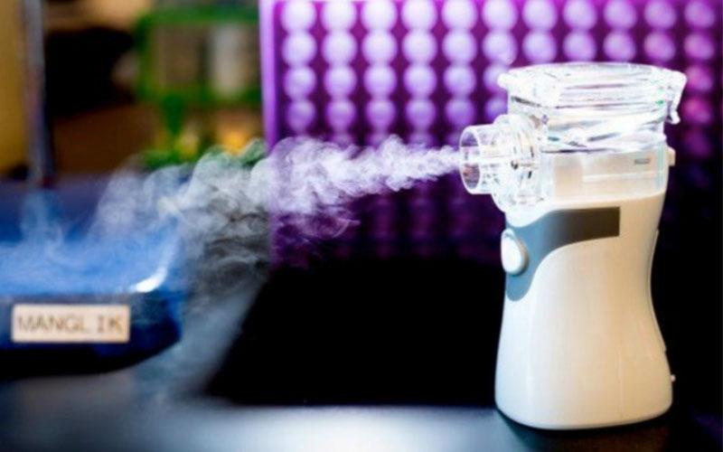 Coronavirus Inhaler Nasal Sprays launch