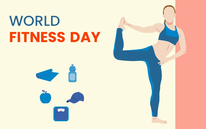 World Fitness Day: कैसे रखें खुद को चुस्त-दुरुस्त | How to keep yourself fit and healthy in Hindi