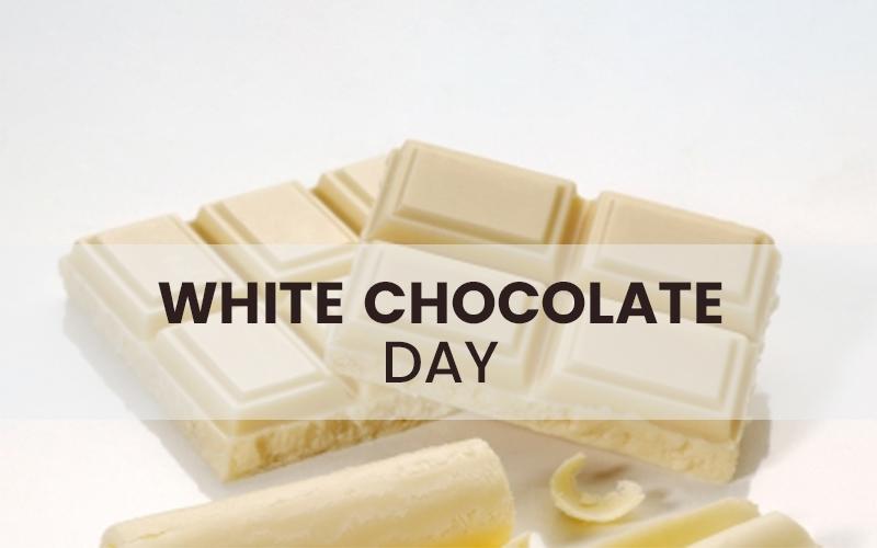 White Chocolate Day: व्हाइट चॉकलेट खाने के फायदे और नुकसान Benefits of white chocolate in Hindi