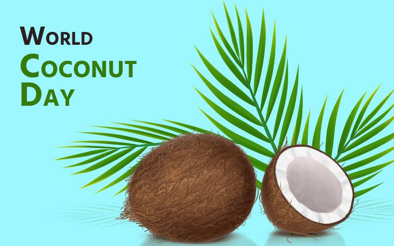 World Coconut Day: नारियल के इस्तेमाल से कभी नहीं होंगी  ये समस्याएं !