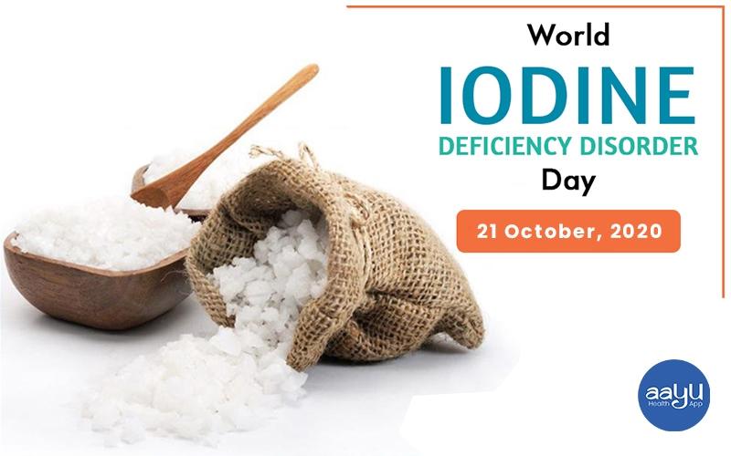 World Iodine Deficiency Day: आयोडीन की कमी से होने वाले रोग