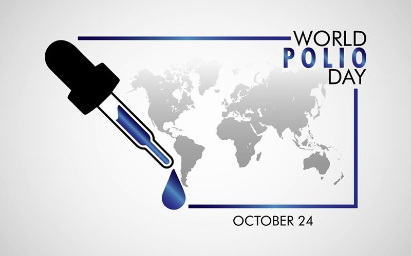 पोलियो world polio day