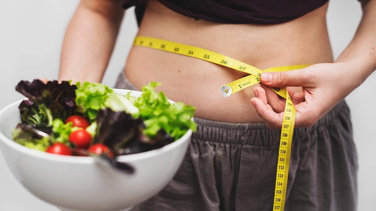 वजन घटाने के लिए डाइट प्लान   Daily Health Tip   Aayu App