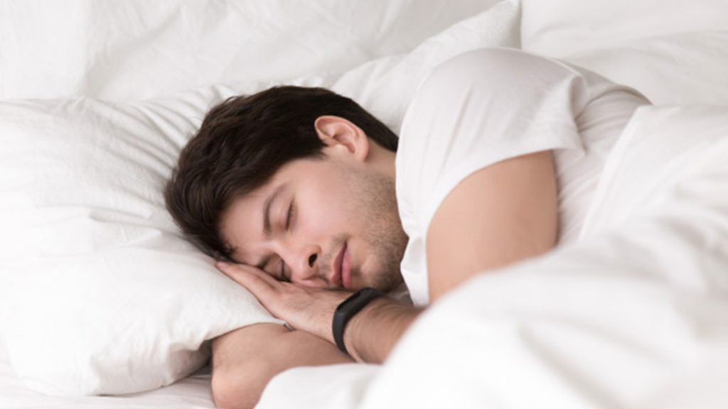 Benefits of running for sound sleep