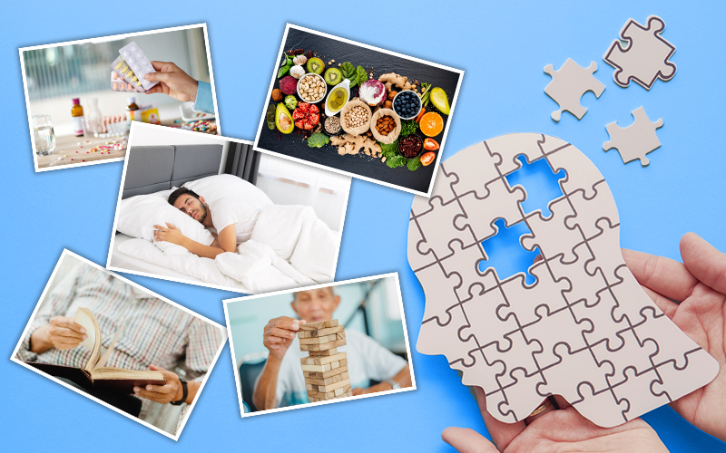 Alzheimer's Disease Prevention: अल्जाइमर की बीमारी से निजात पाने के 5 आसान उपाय