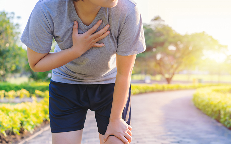 सांस फूलने की समस्या से छुटकारा पाने के आसान 7 घरेलू उपाय