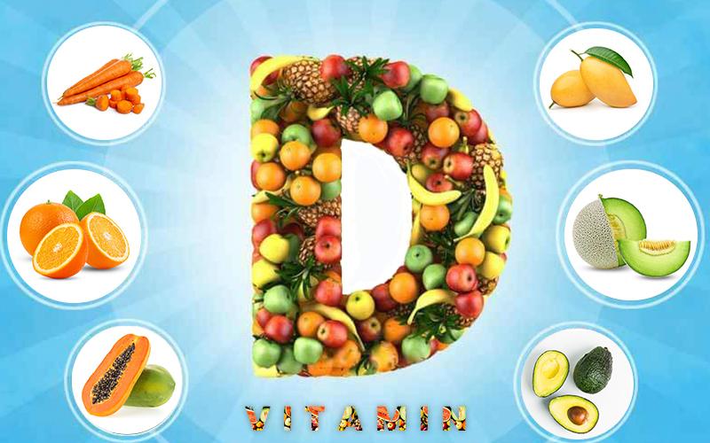 Vitamin D fruits: विटामिन डी की कमी दूर करेंगे ये फ्रूट्स और सब्जियां