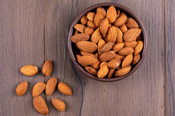 Almond for bones