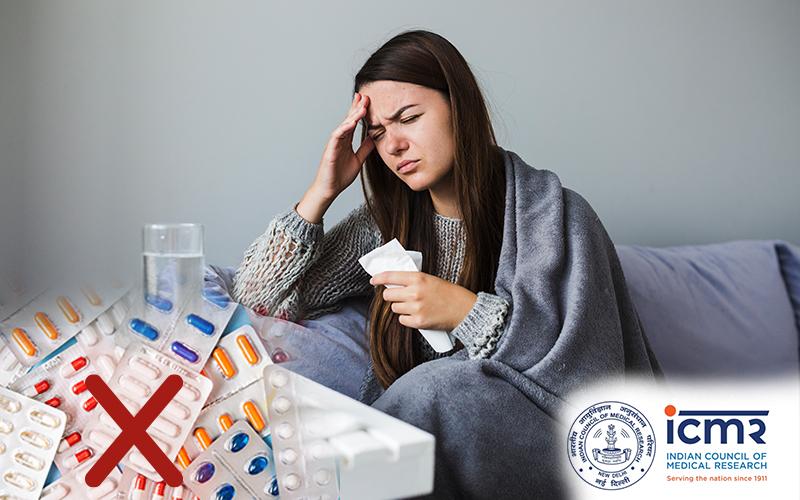 Avoid Pain Killers: ICMR की सलाह, दर्द या बुखार होने पर पेन किलर्स से बचें