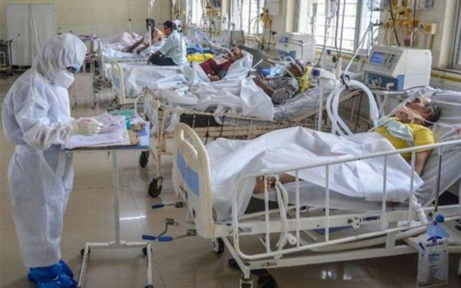 Covid 19 oxygen shortage