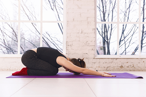 Prone position is helpful to increase oxygen level