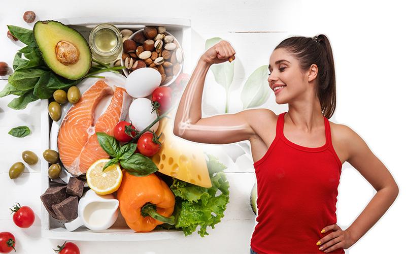 Tips for strong bones: हड्डियों को मजबूत करने के लिए क्या खाना चाहिए?