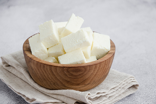 paneer cheese for strong bones