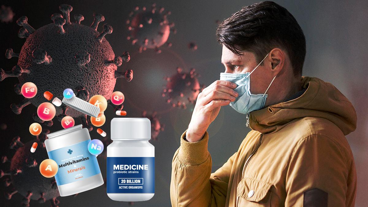 Covid-19 Risk: मल्टीविटामिन और प्रोबायोटिक से कम होगा कोरोना संक्रमण का खतरा- रिसर्च
