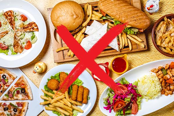 Avoid oily foods in summer