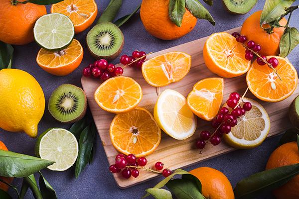 Vitamin C Immune Boosting Foods
