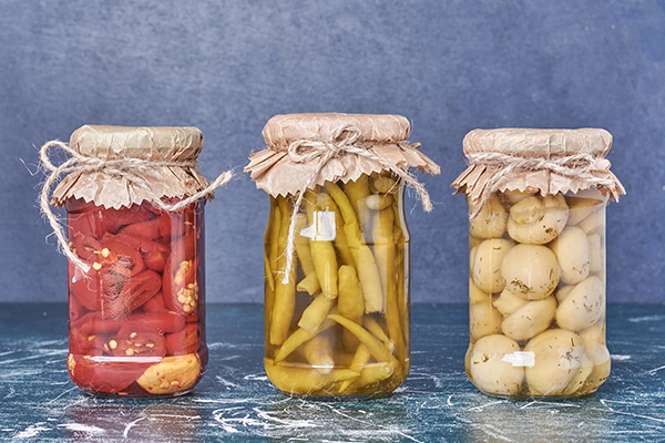 fermented Immune Boosting Foods