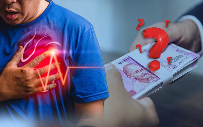 Heart attack treatment cost in India: हार्ट अटैक खत्म कर सकता है आपकी जिंदगीभर की सेविंग, जानिए इलाज का खर्च