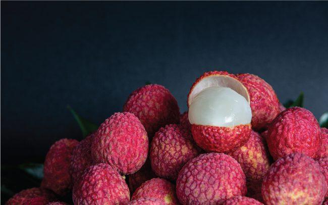 Immunity booster fruit Litchi