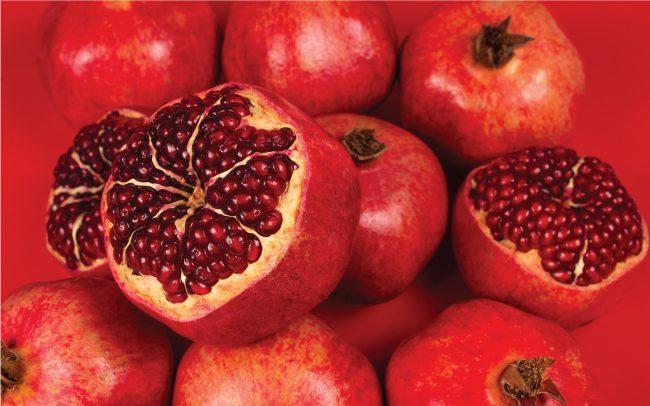 Immunity booster pomegranate