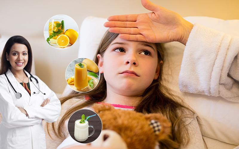Summer care tips: बच्चों को लू लगने पर करें ये घरेलू उपचार
