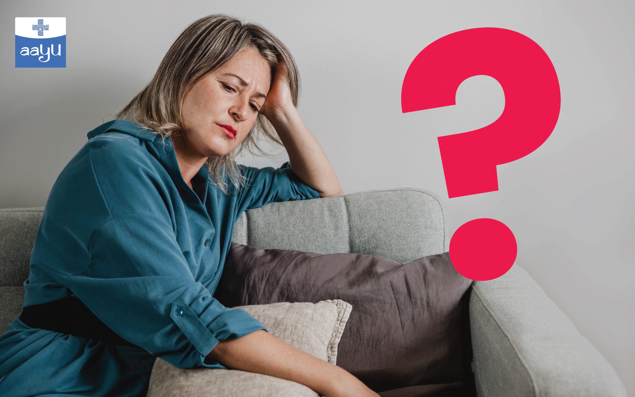 मेनोपॉज की तकलीफ कम करने के तरीके जानें| How to get rid of menopause